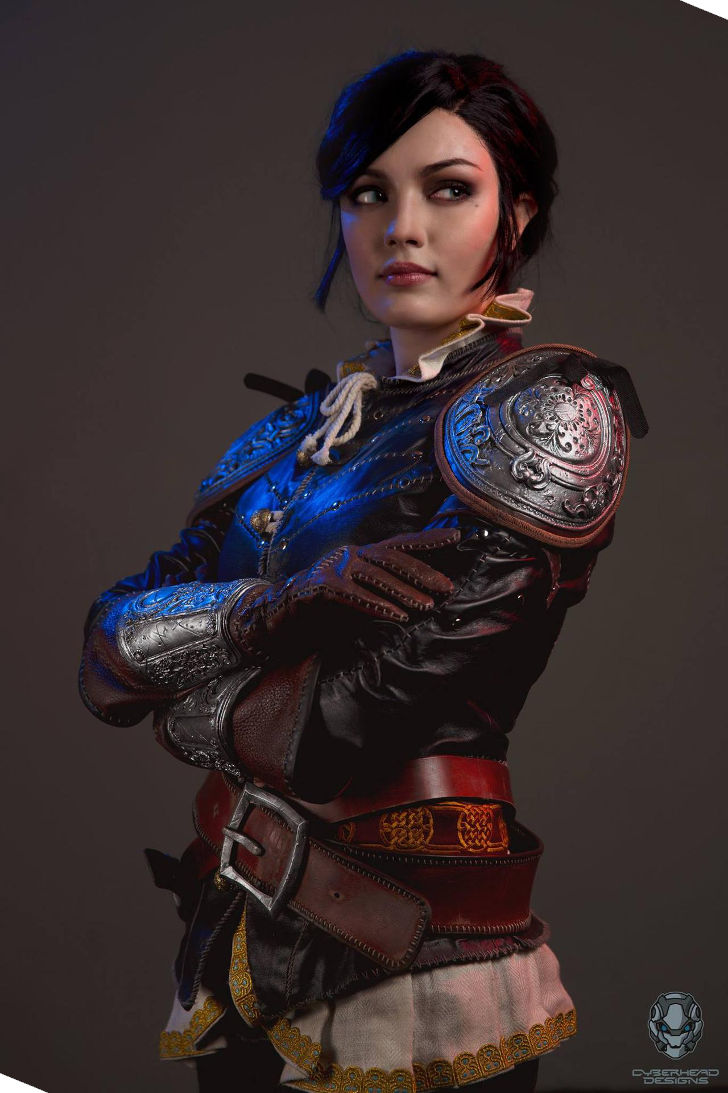Syanna from The Witcher 3