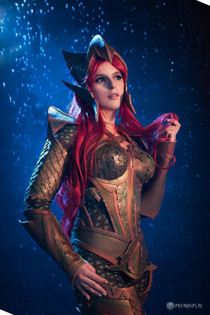 Queen Mera from Aquaman