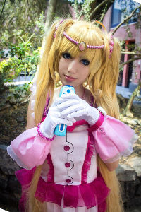 Luchia Nanami from Mermaid Melody