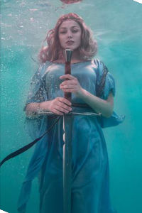 Lady of the Lake from The Witcher