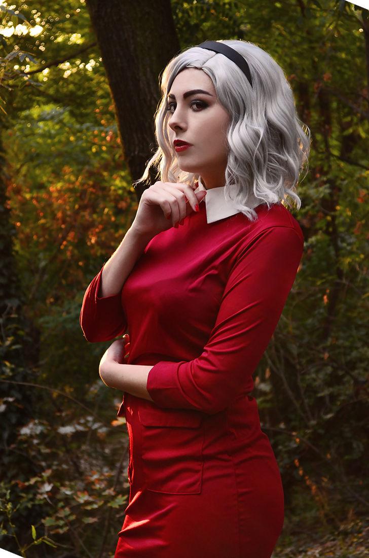 Sabrina Spellman from Chilling Adventures of Sabrina
