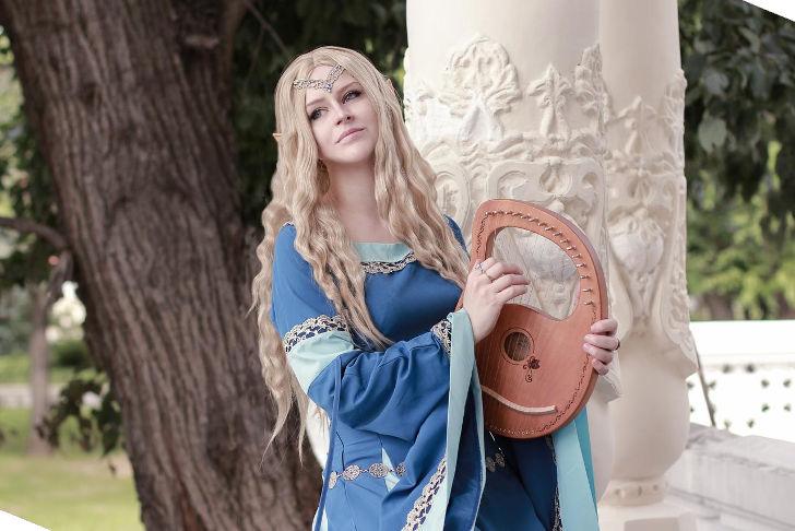 Faelivrin from The Silmarillion