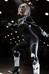 Black Cat from Spider-Man