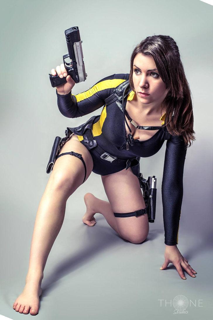 Lara Croft from Tomb Raider: Underworld