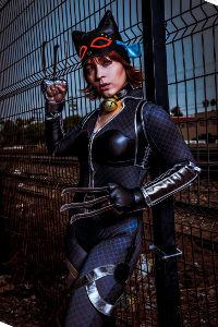 Ninja Catwoman from Batman Ninja