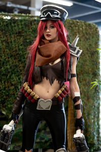 Miss Fortune Road Warrior from League of Legends