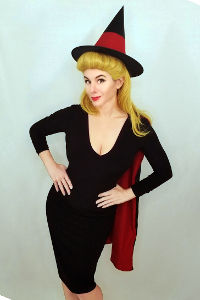 Cartoon Samantha from Bewitched