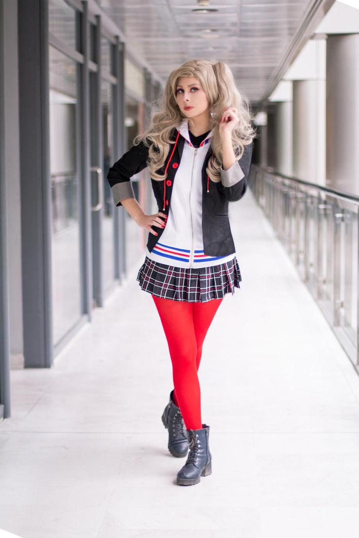 Ann Takamaki from Persona 5
