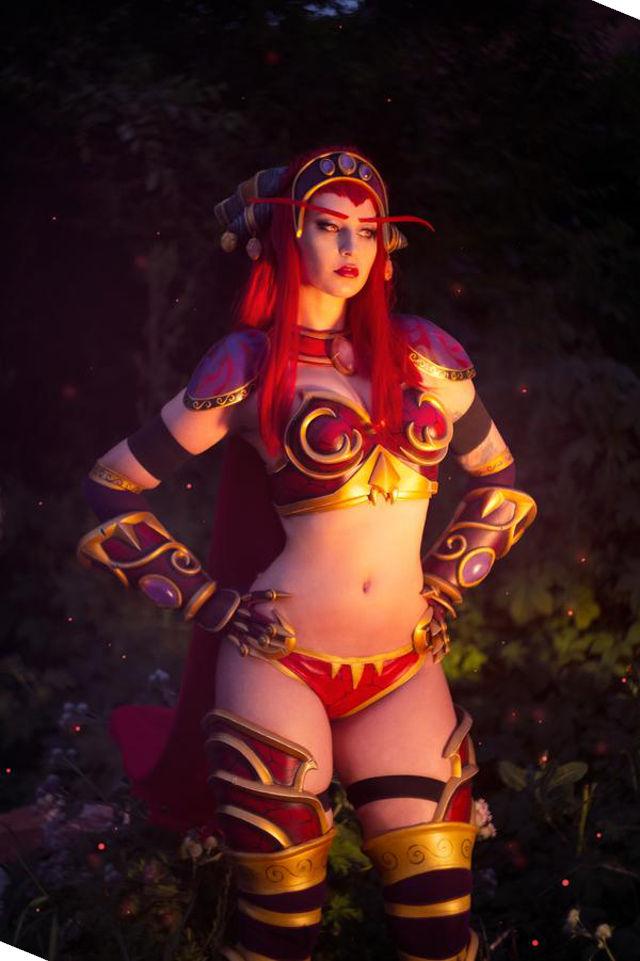 Alexstrasza from World of Warcraft