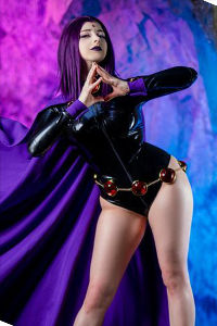 Raven from Teen Titans Go!