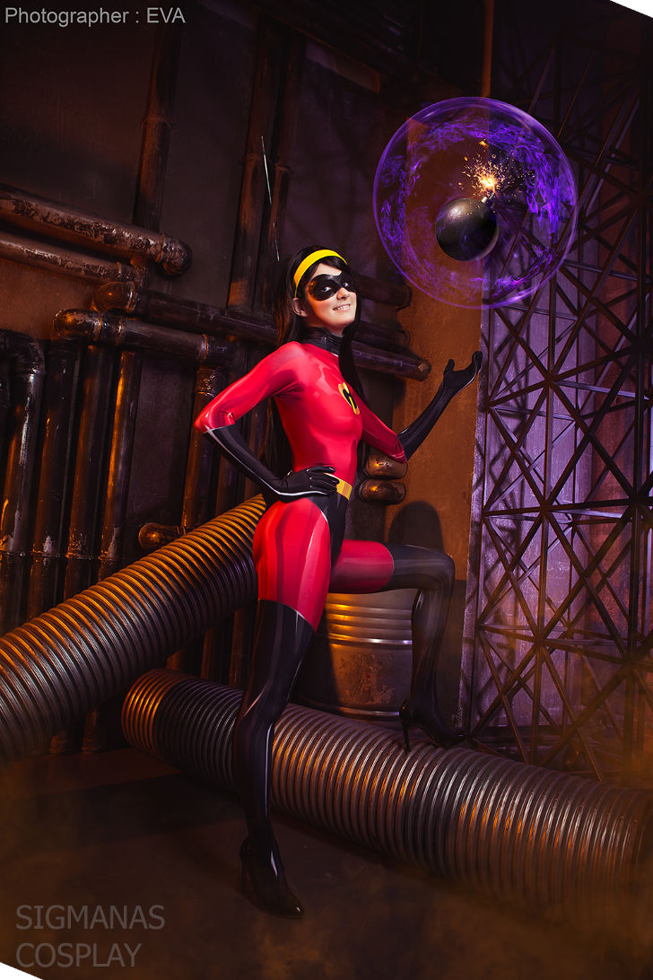 Violet Parr from The Incredibles
