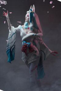 Spirit Blossom Ahri from League of Legends