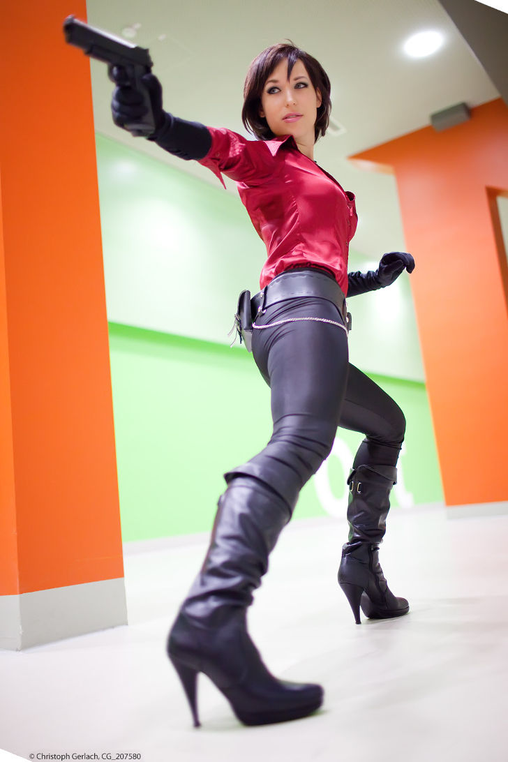 Ada Wong from Resident Evil 6