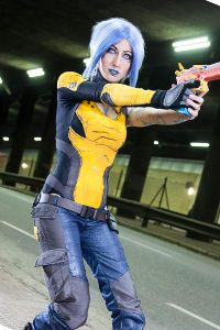 Maya from Borderlands 2