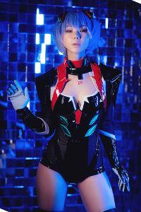 Rei Ayanami from Rebuild of Evangelion