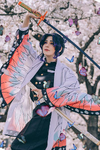 Shinobu Kocho from Demon Slayer: Kimetsu no Yaiba