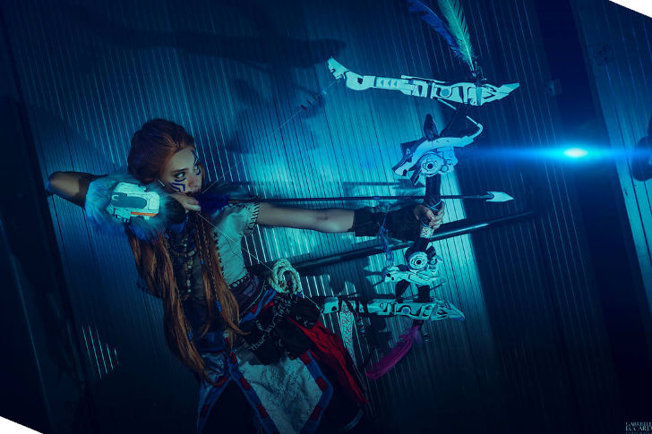 Aloy from Horizon: Zero Dawn