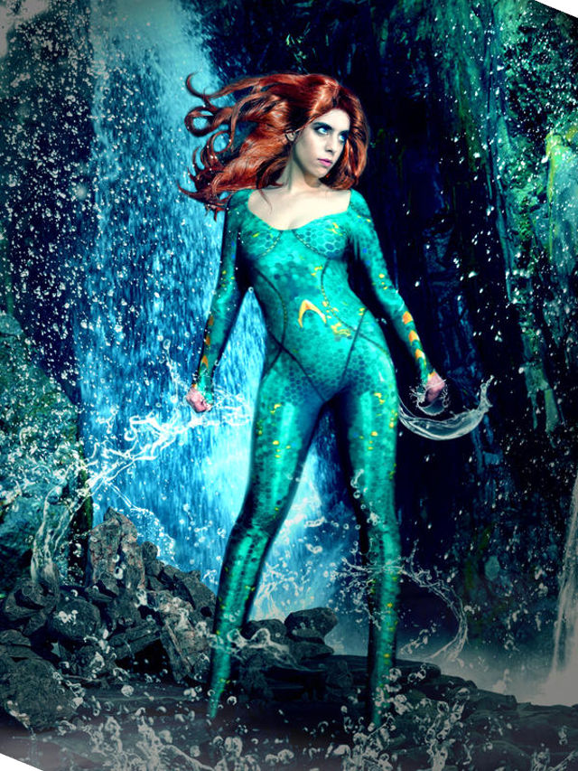 Queen Mera from Aquaman
