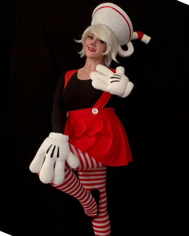 Cuphead from Cuphead