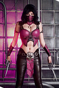Mileena from Mortal Kombat X
