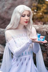 Elsa from Frozen 2