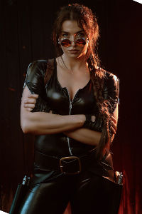 Lara Croft from Tomb Raider 3