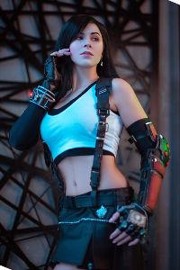 Tifa Lockhart from Final Fantasy VII: Remake