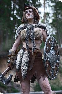 Dovahkiin from The Elder Scrolls V: Skyrim