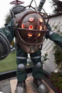 Big Daddy from Bioshock