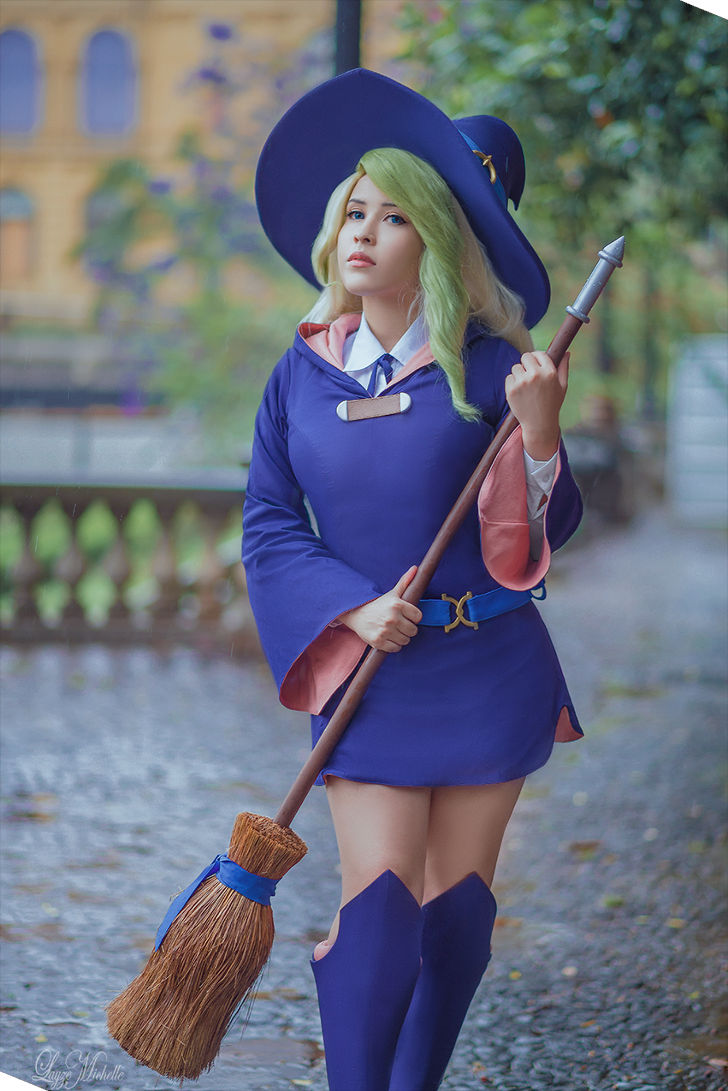 Diana Cavendish from Little Witch Academia