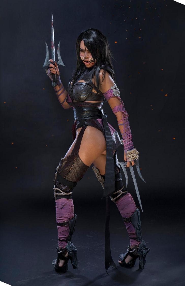 Mileena from Mortal Kombat X