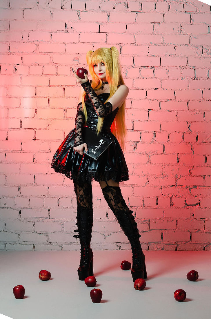 Misa Amane from Death Note