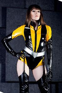 Silk Spectre II from Watchmen