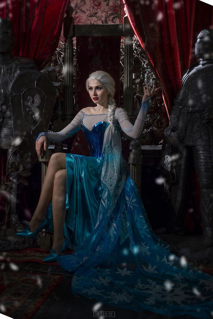 Elsa from Frozen
