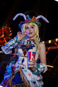 Eli Ayase Circus from Love Live!