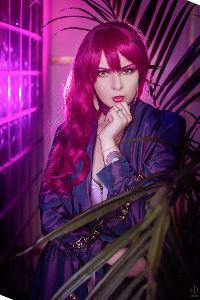 K/DA Evelynn from League of Legends