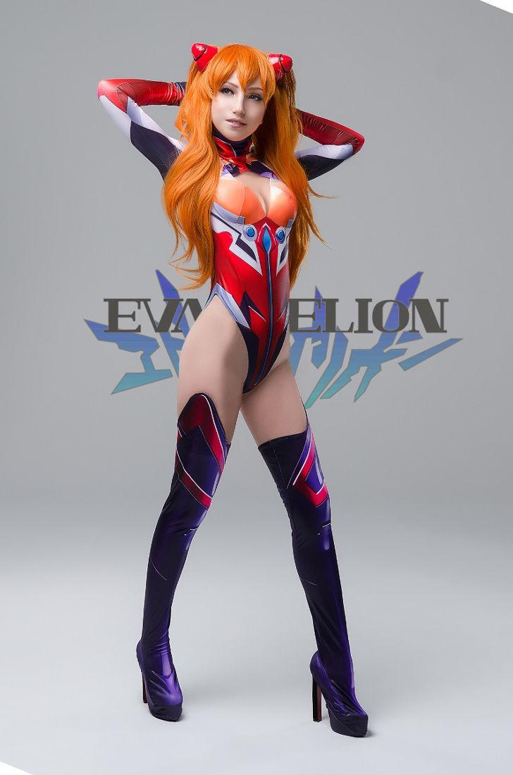 Asuka Soryu Langley from Neon Genesis Evangelion