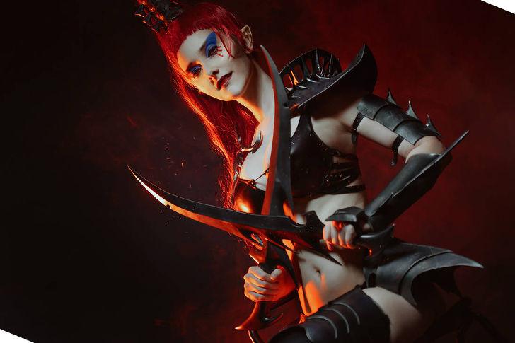 Lelith Hesperax from Warhammer 40,000