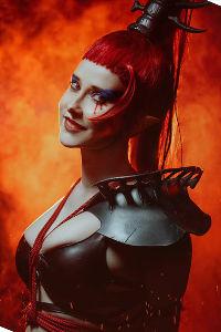 Lelith Hesperax from Warhammer 40K
