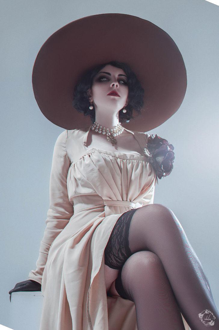 Lady Alcina Dimitrescu from Resident Evil Village