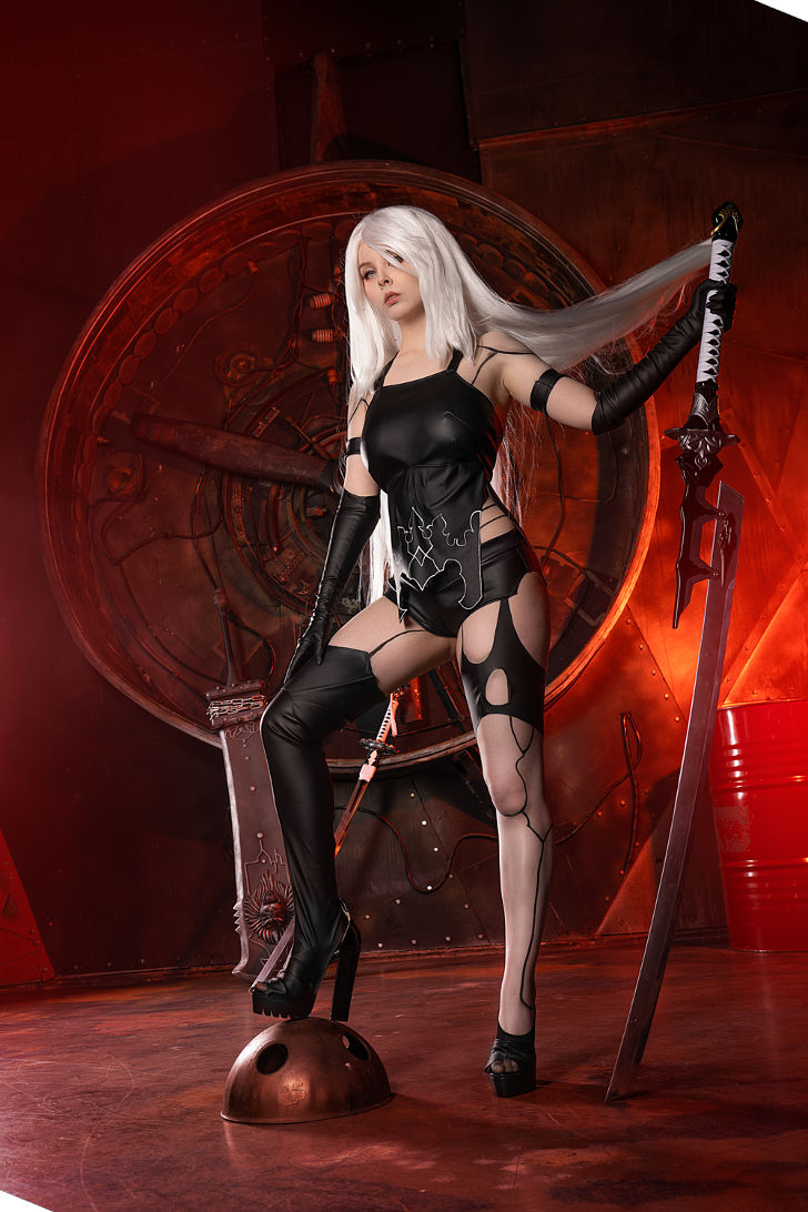 A2 from NieR: Automata