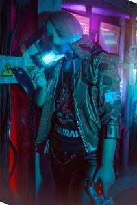 Street Kid V from Cyberpunk 2077