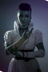Sombra Bride from Overwatch