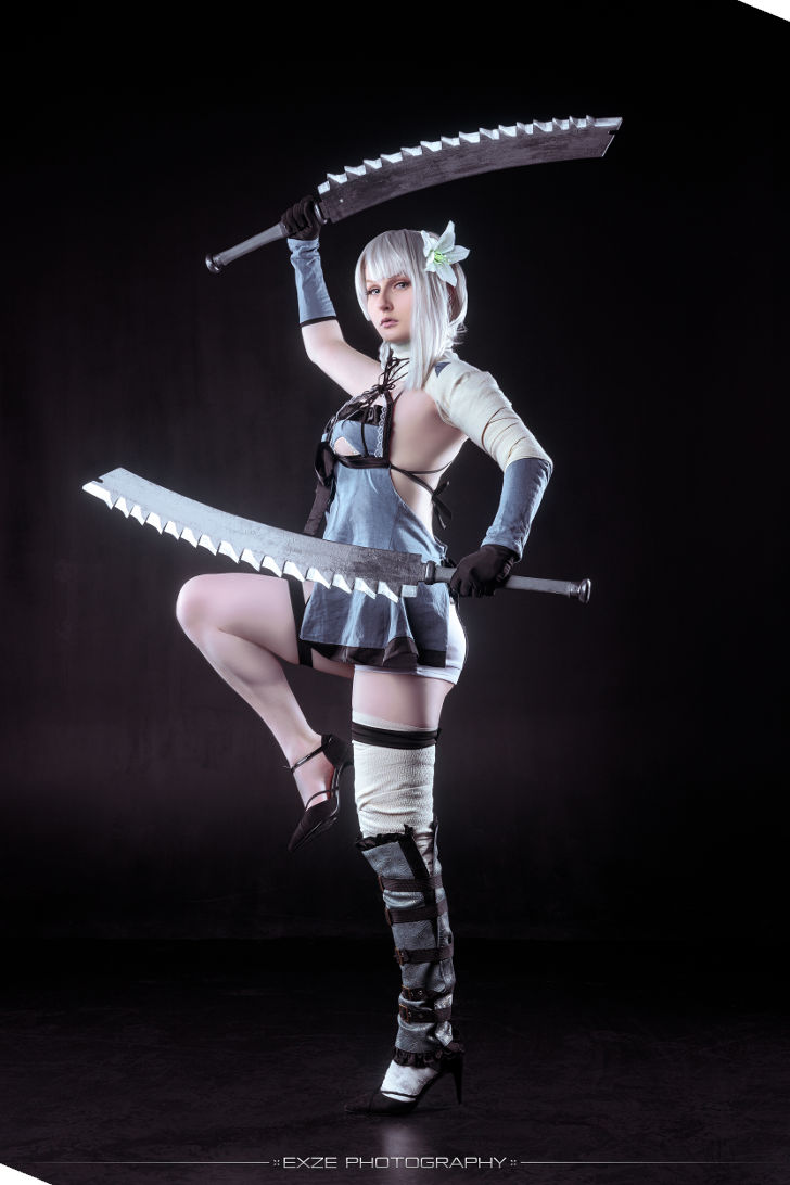 Kainé from NieR: Replicant