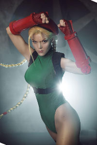 Cammy White from Street Fighter