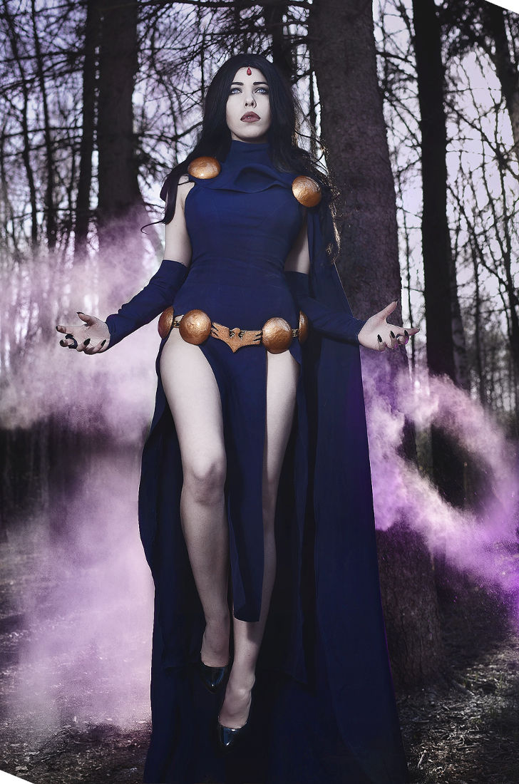 Raven from DC Comics