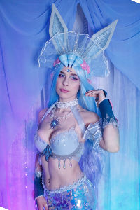 Mermaid Glaceon from Pokemon