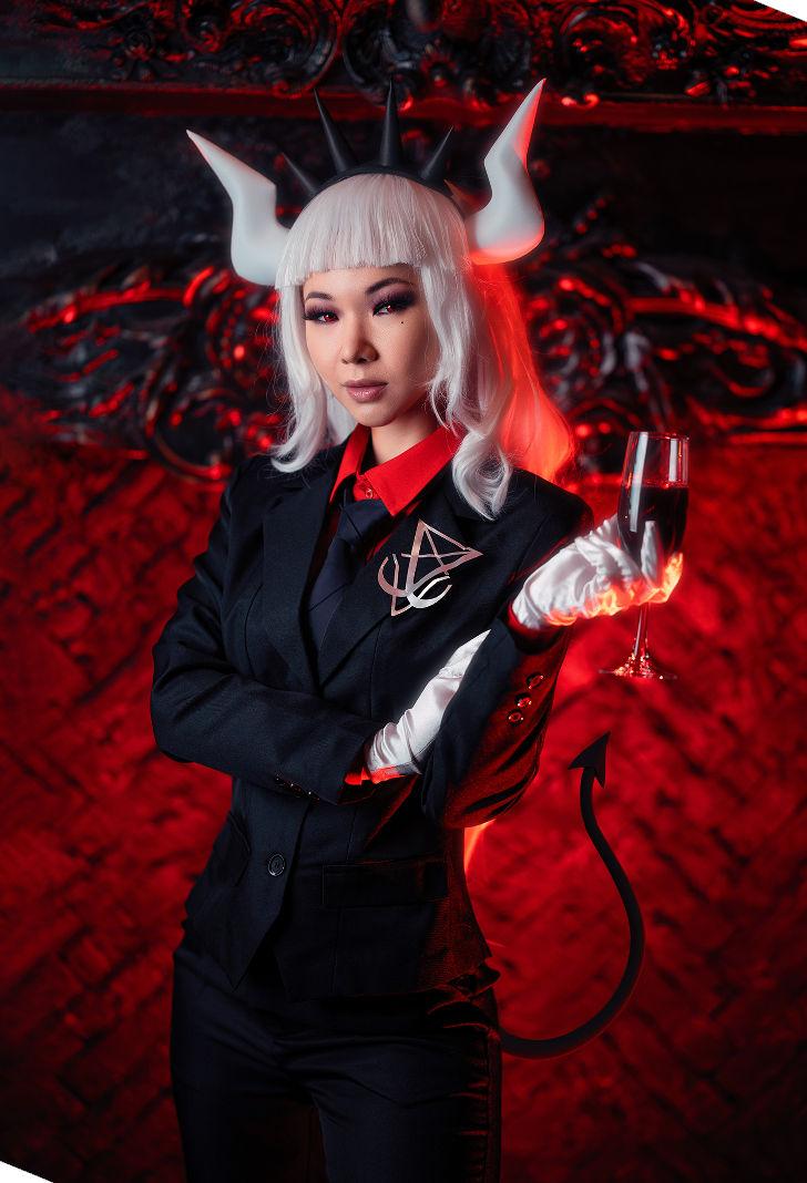 Lucifer from Helltaker