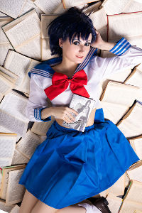 Ami Mizuno from Sailor Moon