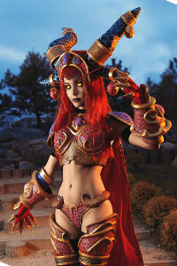Alexstrasza from World of Warcraft